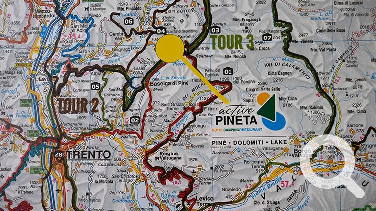 Trentino motorbike hotel Bikers hotel Trentino Active Hotel Pineta